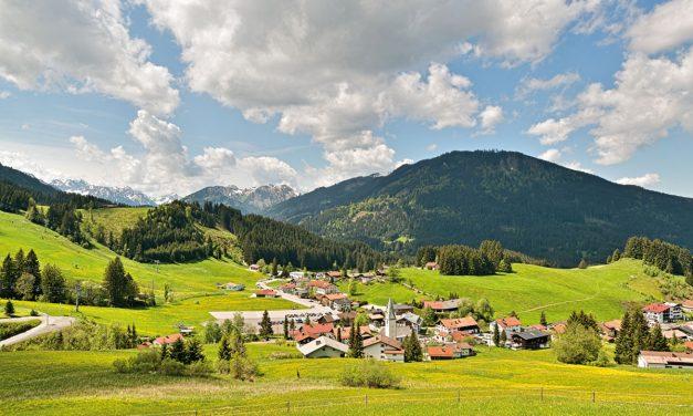 Der Buchstabenweg im Tannheimer Tal