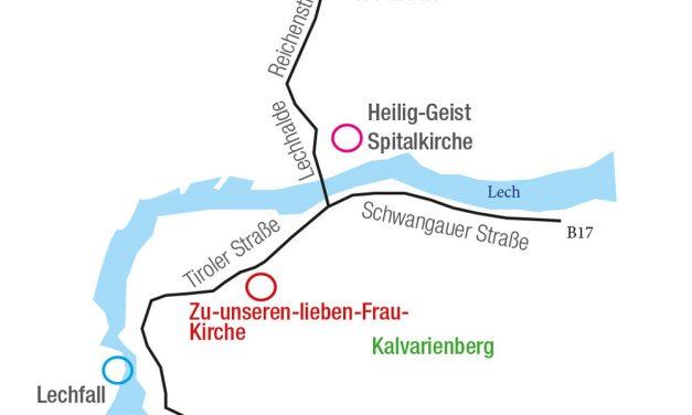 """<span class=""""entry-title-primary"""">De Golgota van Füssen</span> <span class=""""entry-subtitle"""">Füssens mooiste uitzichtpunt</span>"""