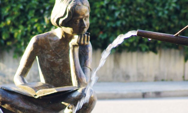 Der Mädchenbrunnen