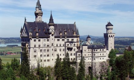 """<span class=""""entry-title-primary"""">Neuschwanstein Castle</span> <span class=""""entry-subtitle"""">King Ludwig II's dream turned to stone.</span>"""